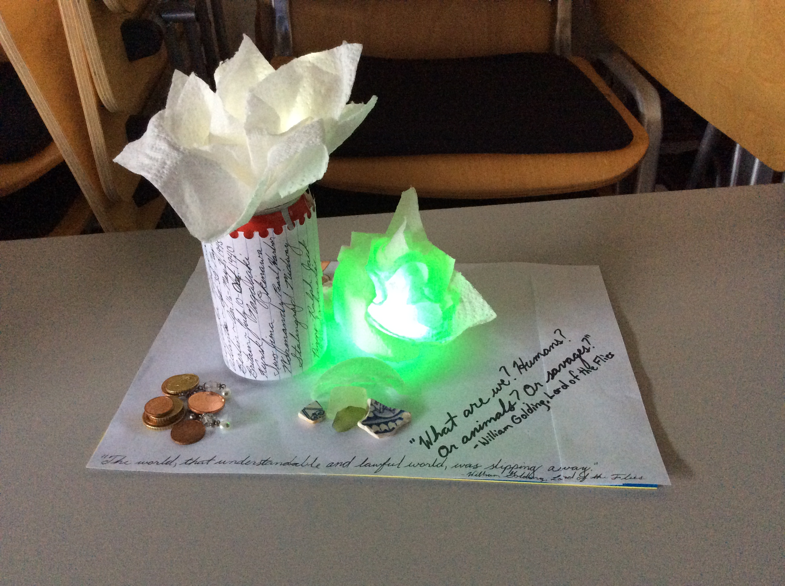 maker project lesson connecting texts through paper circuit the goal of this post is to provide other educators an example of how to use paper circuits in the classroom to enhance and extend the curriculum